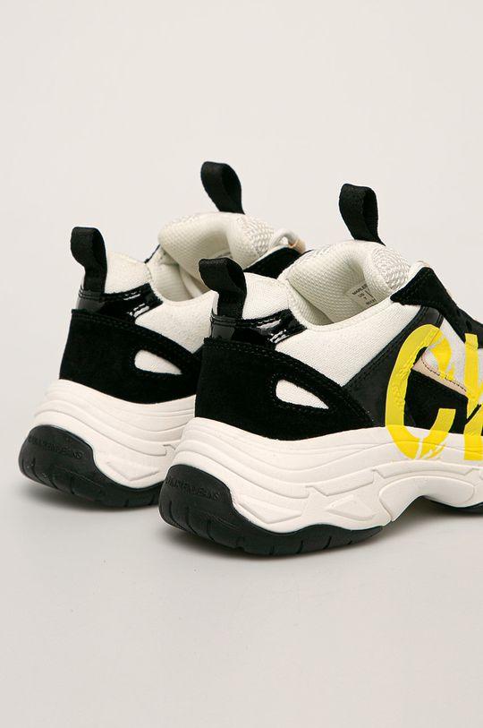 Calvin Klein Jeans - Pantofi Gamba: Material sintetic, Material textil, Piele intoarsa Interiorul: Material textil Talpa: Material sintetic
