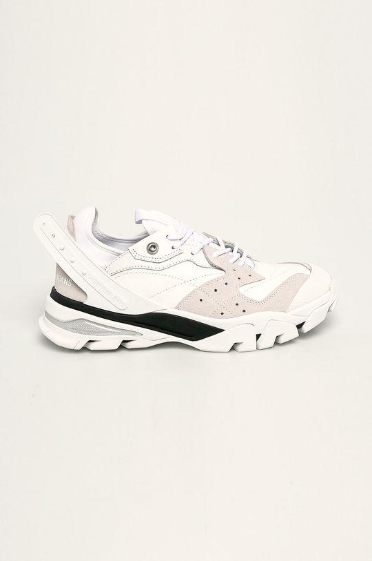 alb Calvin Klein Jeans - Pantofi De femei
