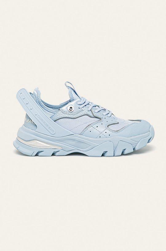 albastru Calvin Klein Jeans - Pantofi De femei