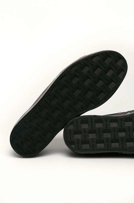 negru Calvin Klein Jeans - Tenisi