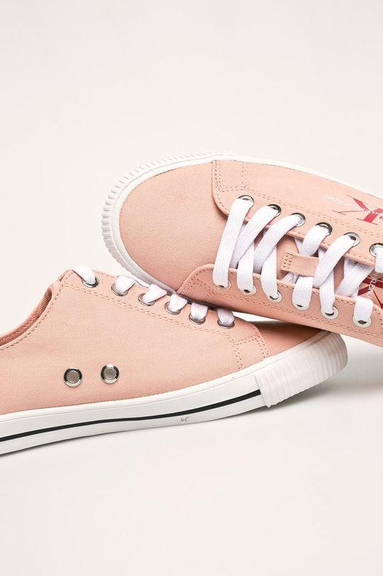 ružová Calvin Klein Jeans - Tenisky