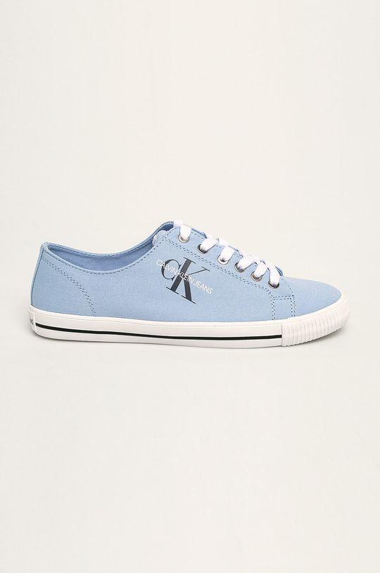 albastru deschis Calvin Klein Jeans - Tenisi De femei