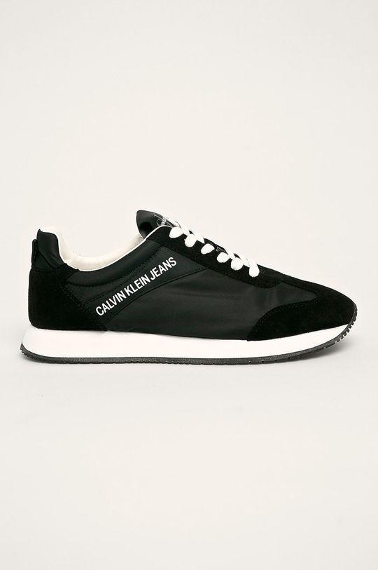 čierna Calvin Klein Jeans - Topánky Dámsky