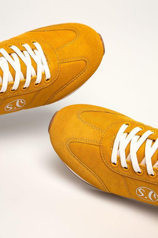 žltá s. Oliver - Topánky