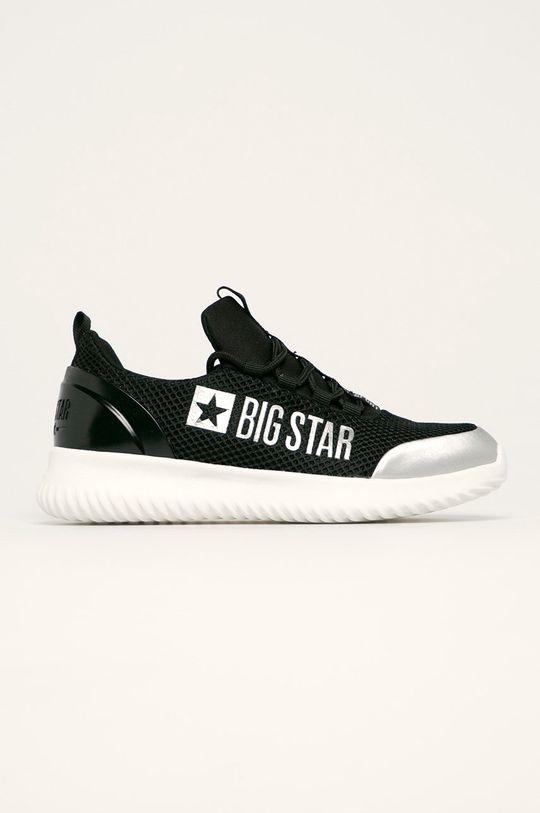 чорний Big Star - Черевики Жіночий