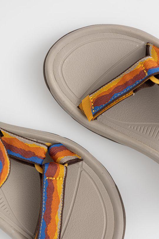niebieski Teva - Sandały