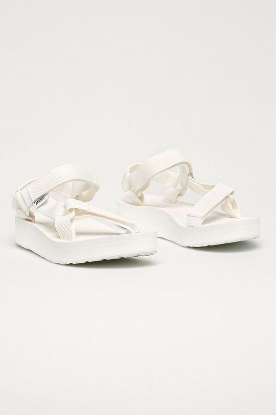 Teva - Sandály bílá