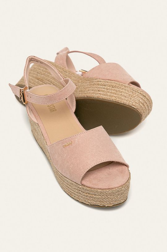 roz pastelat Big Star - Sandale