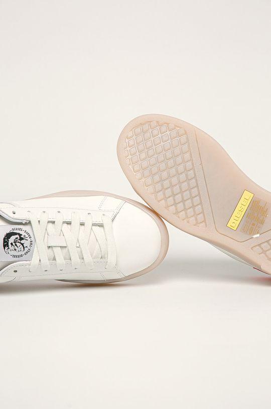 Diesel - Kožené boty Svršek: Přírodní kůže Vnitřek: Textilní materiál Podrážka: Umělá hmota