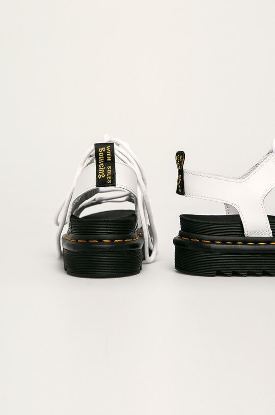 Dr. Martens - Sandale de piele Nartilla Gamba: Piele naturala Interiorul: Material sintetic, Material textil Talpa: Material sintetic