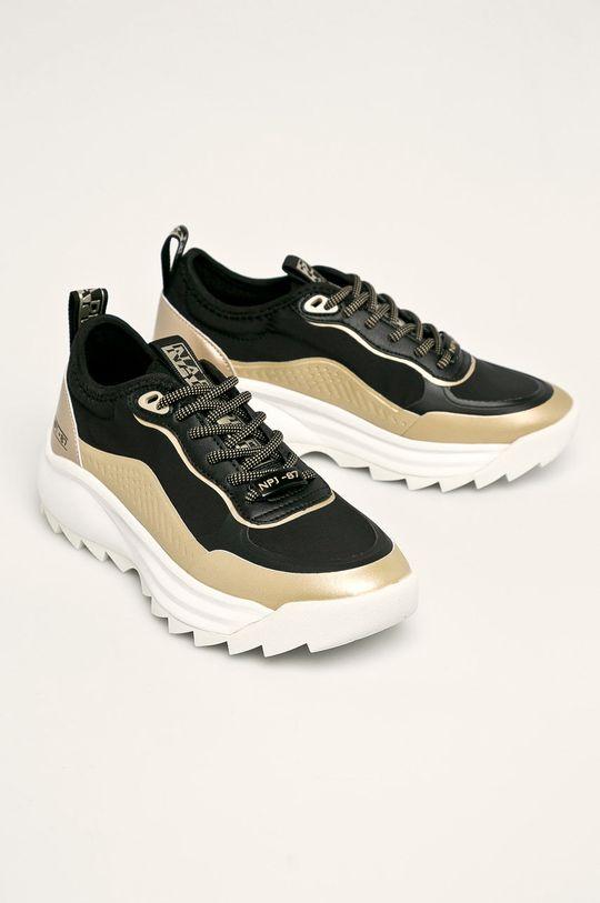 Napapijri - Pantofi negru