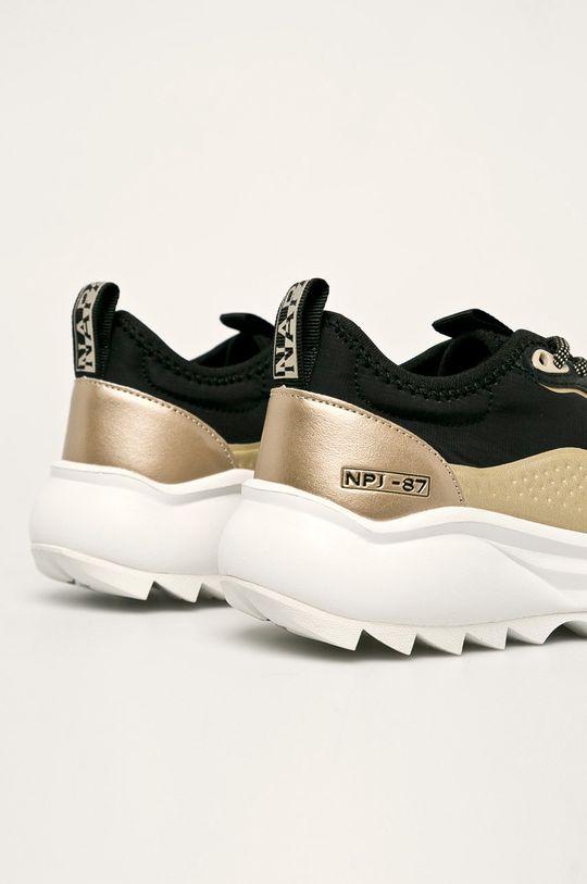 Napapijri - Pantofi Gamba: Material sintetic, Material textil Interiorul: Material textil Talpa: Material sintetic
