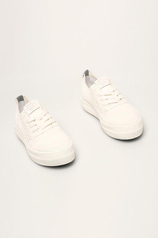 Gant - Buty Leisha biały