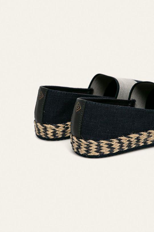 Gant - Espadrile Raffiaville G69 Gamba: Material textil, Piele naturală Interiorul: Material textil Talpa: Material sintetic