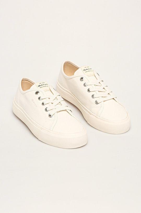 Gant - Tenisówki Zanara biały