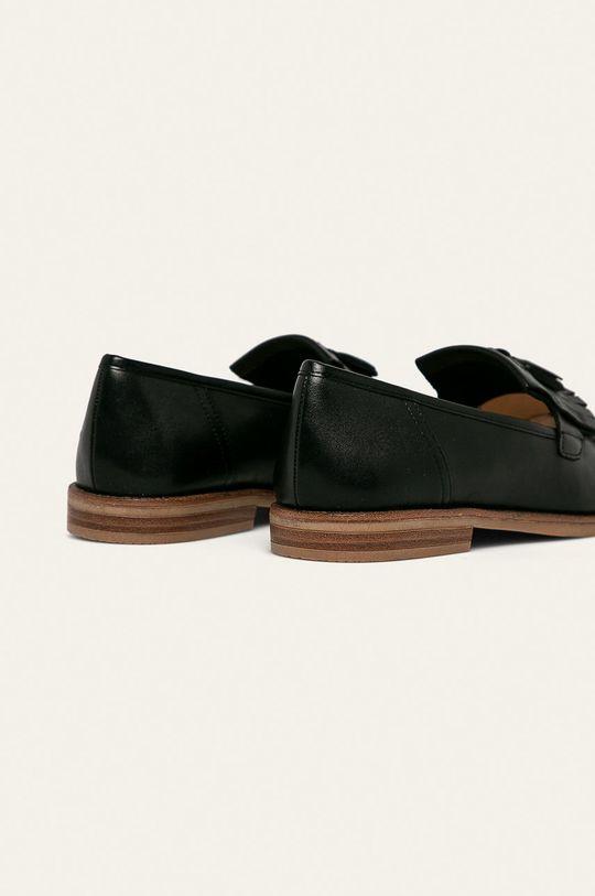 Caprice - Pantofi de piele Gamba: Piele naturala Interiorul: Piele naturala Talpa: Material sintetic