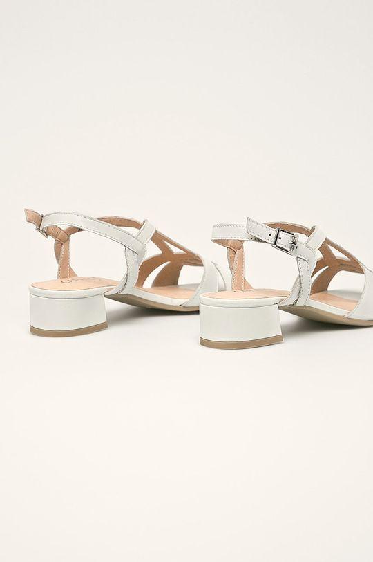 Caprice - Kožené sandále  Zvršok: Prírodná koža Vnútro: Syntetická látka, Prírodná koža Podrážka: Syntetická látka