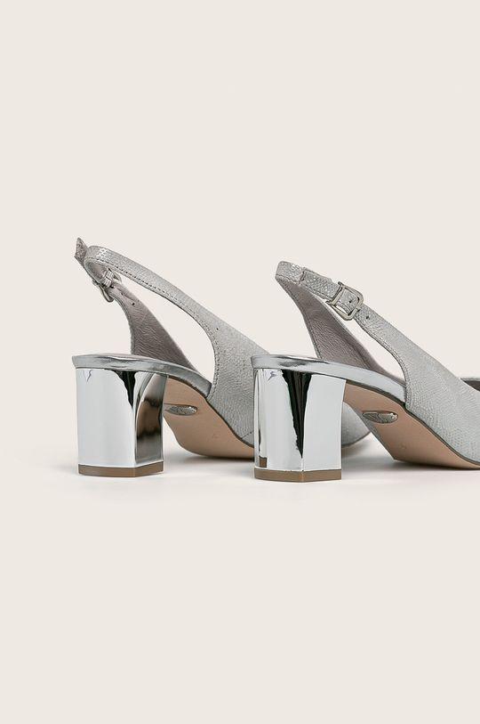 Caprice - Кожени обувки  Горна част: Велур Вътрешна част: Естествена кожа Подметка: Синтетичен материал