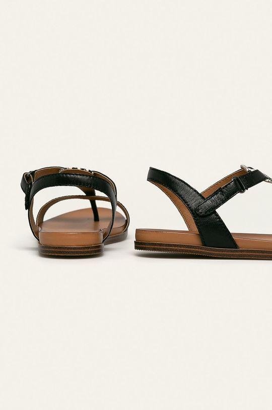 Caprice - Kožené sandále  Zvršok: Prírodná koža Vnútro: Prírodná koža Podrážka: Syntetická látka