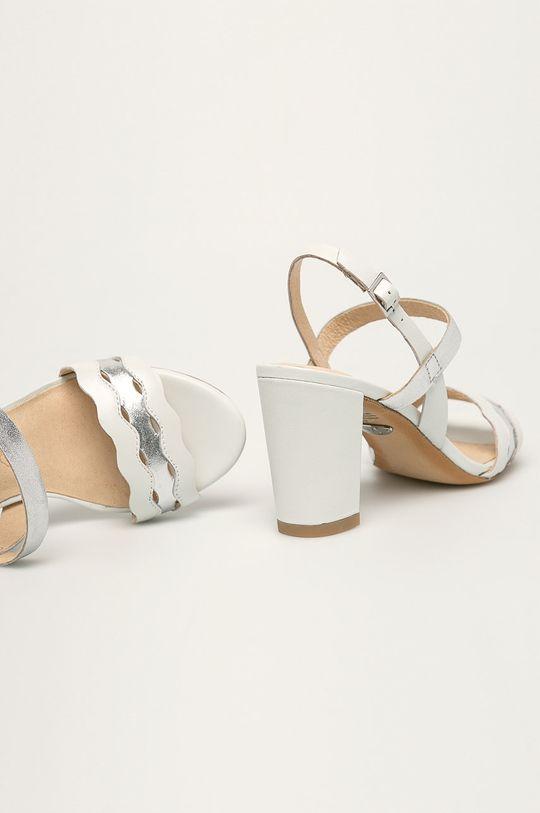 Caprice - Шкіряні сандалі  Халяви: Натуральна шкіра, Замша Внутрішня частина: Натуральна шкіра Підошва: Синтетичний матеріал