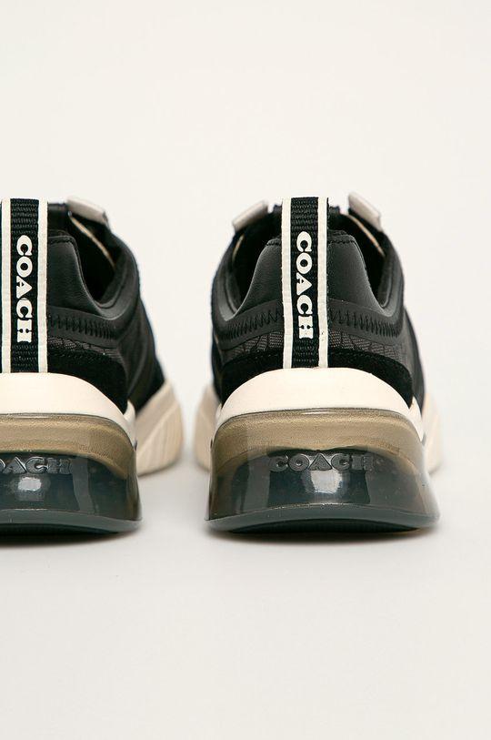 čierna Coach - Topánky