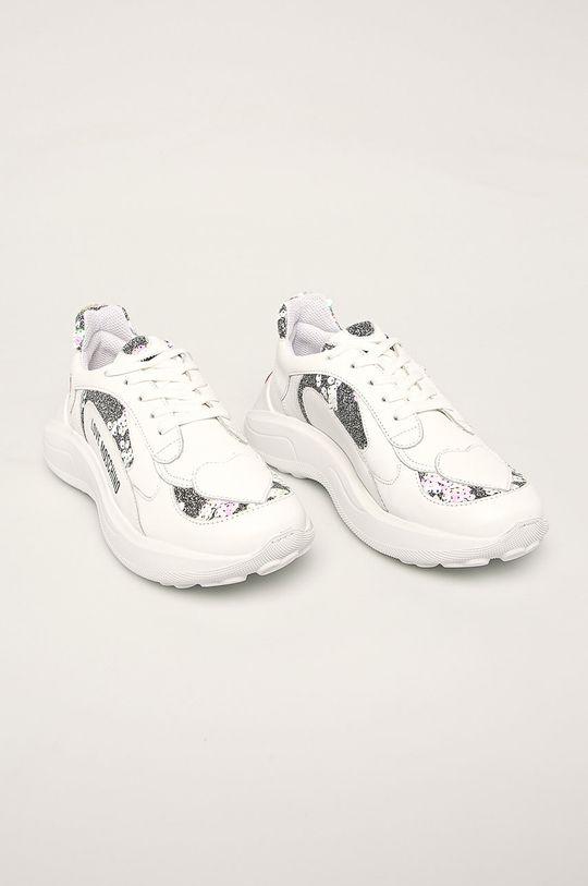 Love Moschino - Pantofi alb