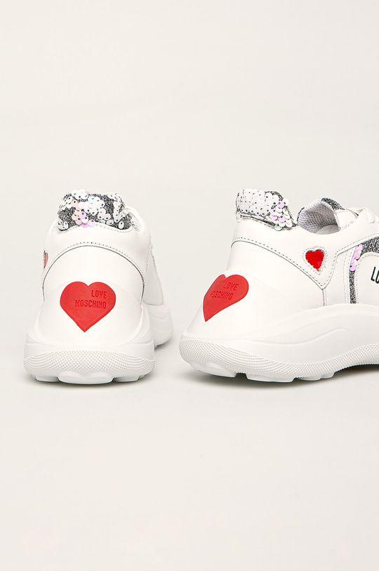 Love Moschino - Pantofi Gamba: Material sintetic Interiorul: Material textil Talpa: Material sintetic
