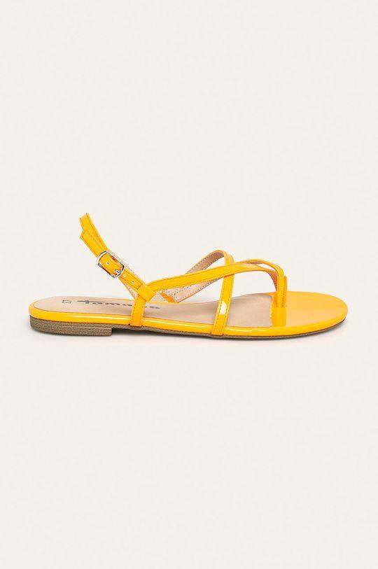 portocaliu Tamaris - Sandale De femei