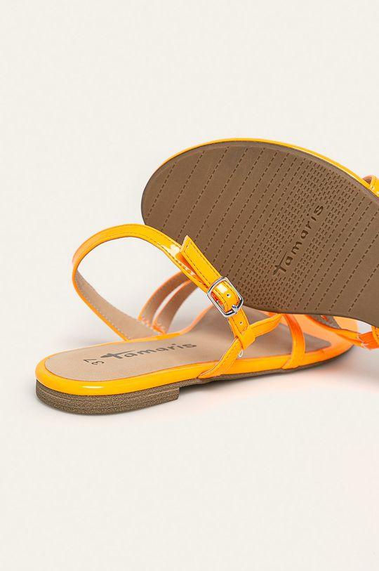 Tamaris - Sandále  Syntetická látka