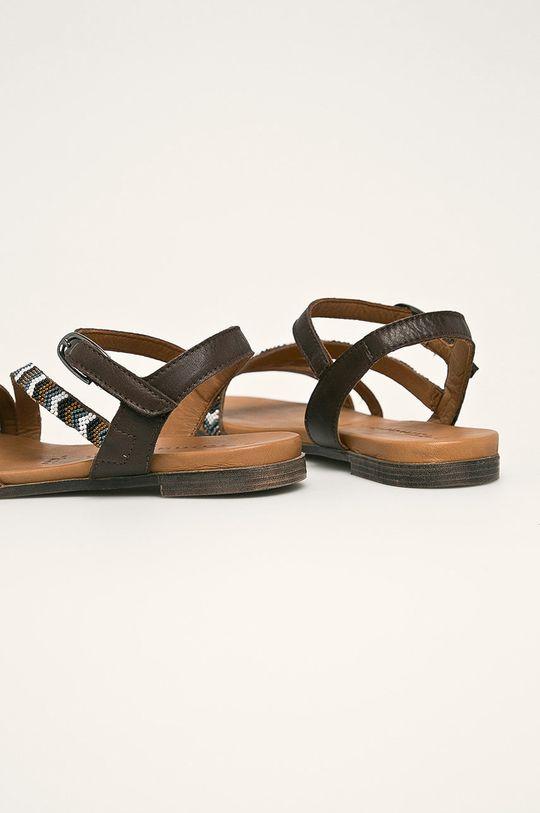 Tamaris - Kožené sandále  Zvršok: Prírodná koža Vnútro: Prírodná koža Podrážka: Syntetická látka