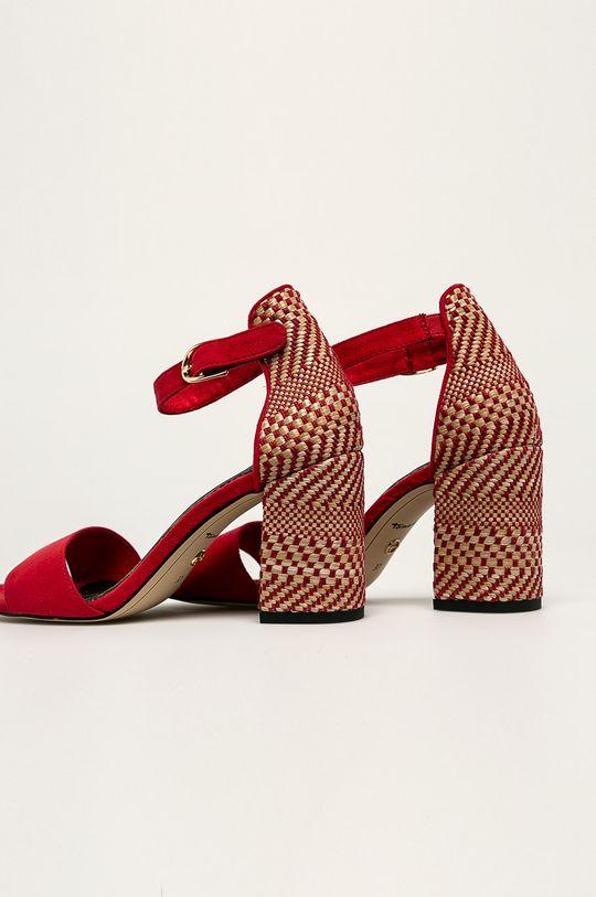 Tamaris - Sandále  Zvršok: Textil Vnútro: Syntetická látka, Textil Podrážka: Syntetická látka