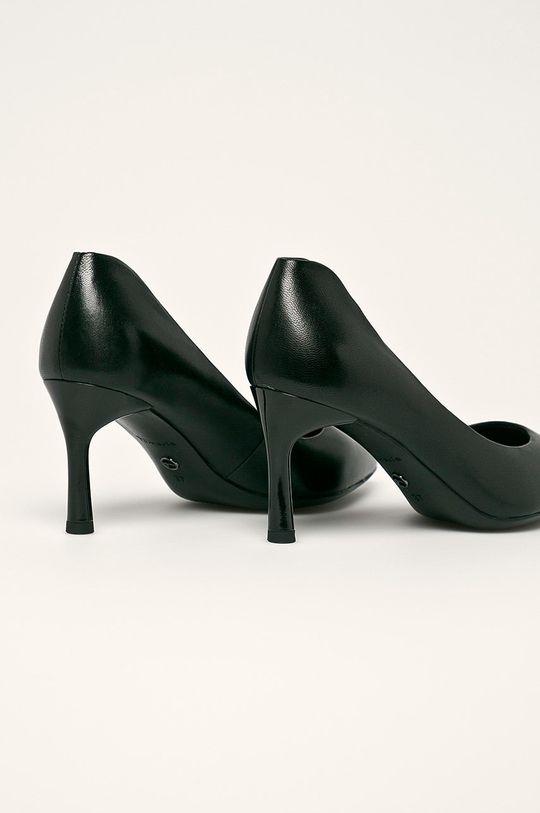 Tamaris - Kožené topánky Chelsea  Zvršok: Prírodná koža Vnútro: Syntetická látka, Textil Podrážka: Syntetická látka