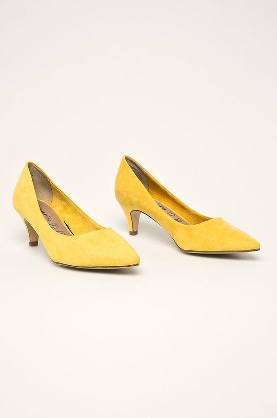 Tamaris - Lodičky žltá