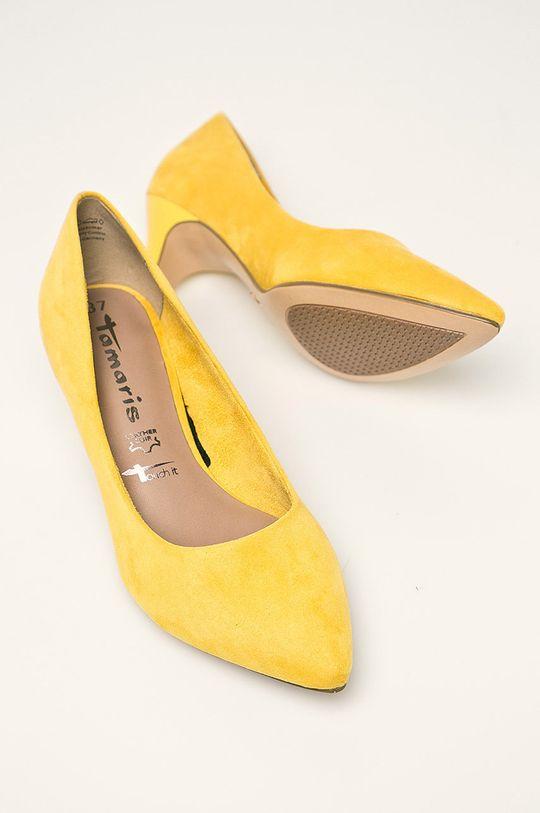 žltá Tamaris - Lodičky