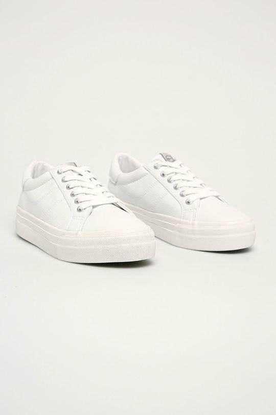 Tamaris - Topánky biela