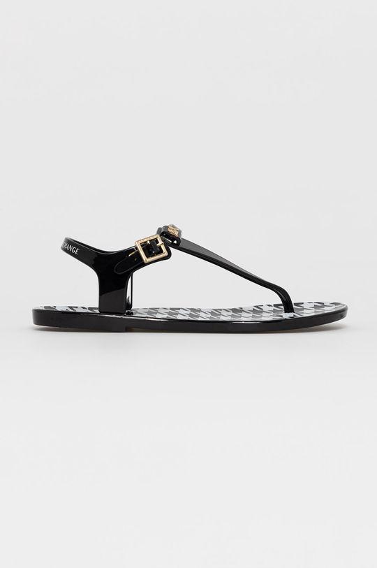 negru Armani Exchange - Sandale De femei