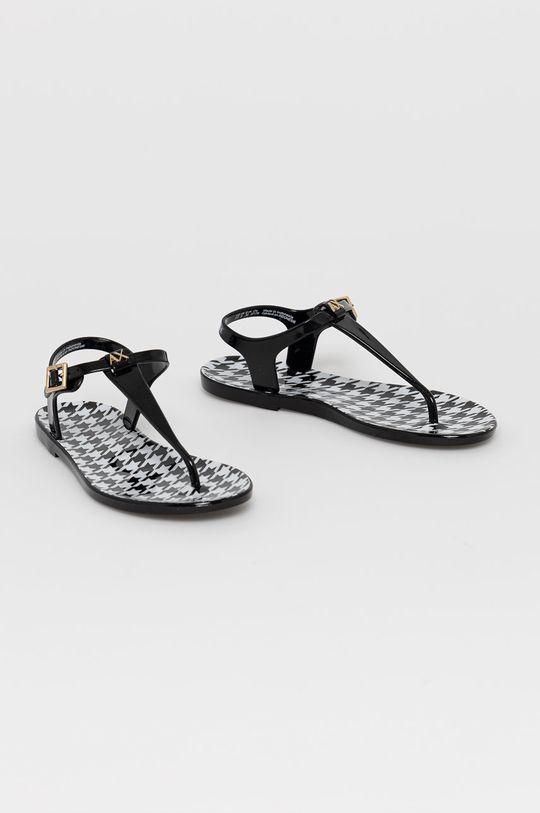 Armani Exchange - Sandale negru