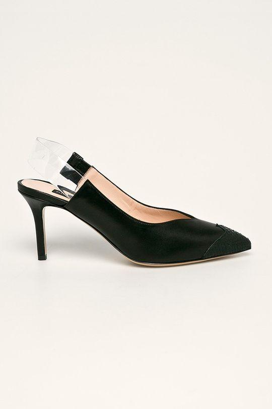 negru Pinko - Stilettos de piele De femei