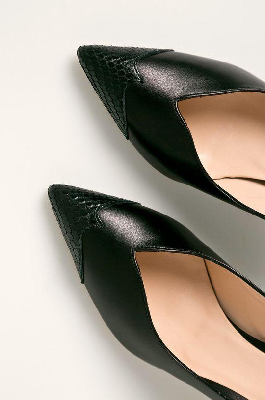 negru Pinko - Stilettos de piele