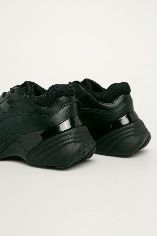Pinko - Kožené boty  Svršek: Textilní materiál, Přírodní kůže Vnitřek: Textilní materiál, Přírodní kůže Podrážka: Umělá hmota