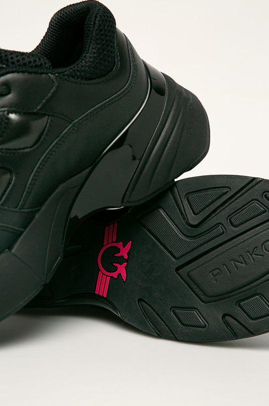 Pinko - Kožené boty Dámský