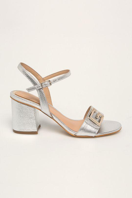 argintiu Guess Jeans - Sandale De femei