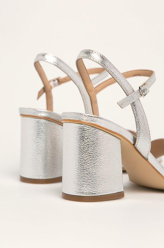 Guess Jeans - Sandale Gamba: Material sintetic Interiorul: Material sintetic, Piele naturală Talpa: Material sintetic