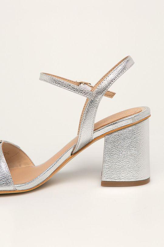 argintiu Guess Jeans - Sandale