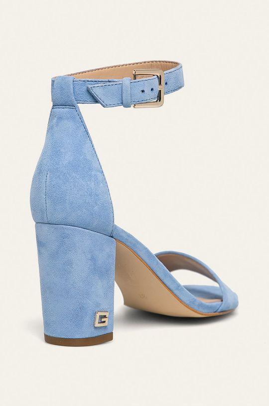 albastru Guess Jeans - Sandale de piele