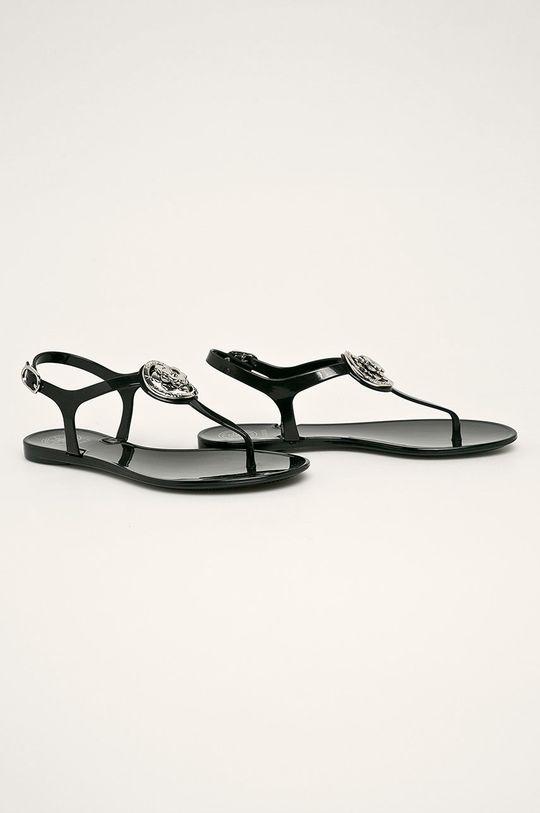 Guess Jeans - Sandale negru