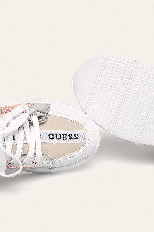 срібний Guess Jeans - Черевики