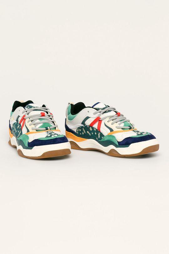 Vans - Обувки зелен