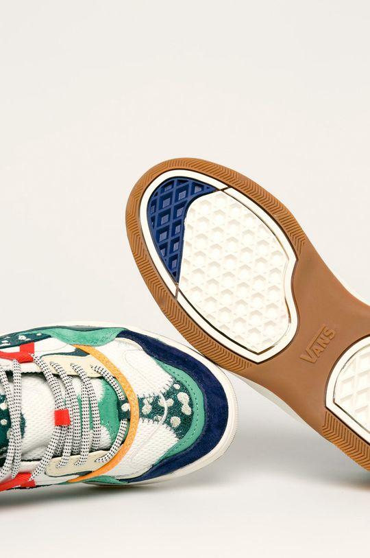 зелен Vans - Обувки