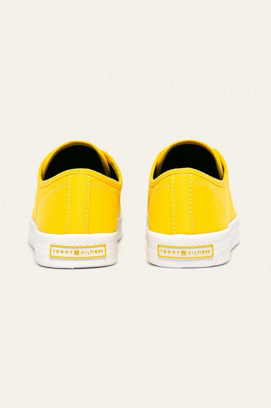 jasně žlutá Tommy Hilfiger - Boty